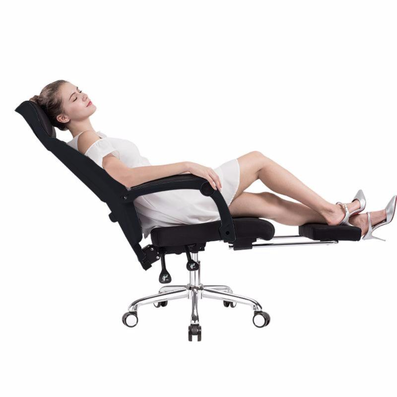 UMD Ergonomic Mesh Chair with Foot Stool Q57 Singapore