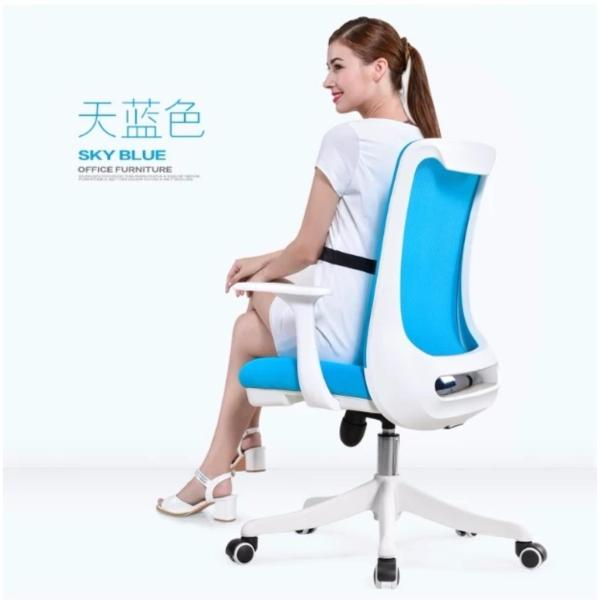 (Fast Delivery)(DIY Installation)UMD Ergonomic mesh office chair designer chair Q53 Singapore