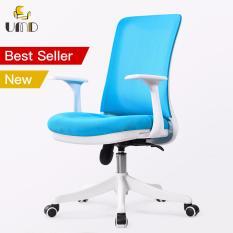 Where Can I Buy Umd Ergonomic Mesh Office Chair Q53 White Frame Blue