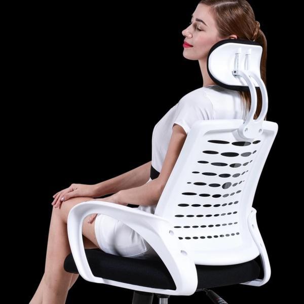 (DIY Installation Required)UMD Ergonomic Office Chair Mesh Chair Computer Chair New Version X16 (1 Year Warranty)