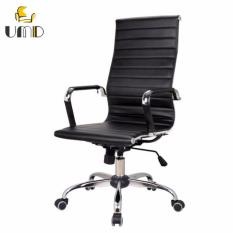 UMD High Back Boss Chair Type A ( W20-2 Black) (Free Installation)