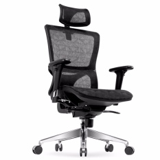 UMD High End Fully Ergonomic Full Mesh Chair Modern Executive Chair ( A8 & A9 ) (3 Years Warranty/Free Installation)