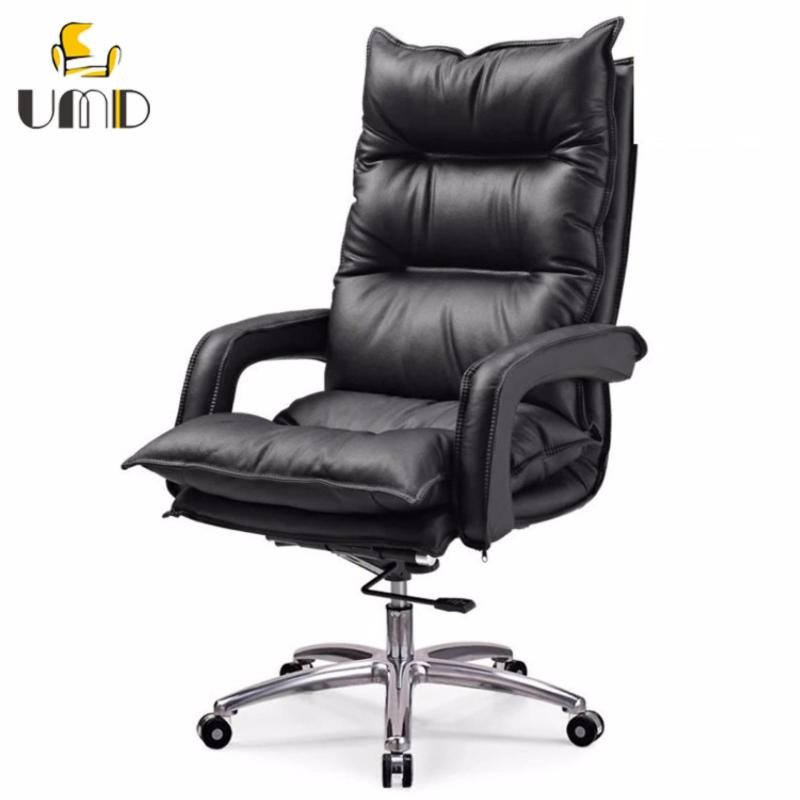 UMD Luxury Leather Director Chair Boss Chair A016 Singapore