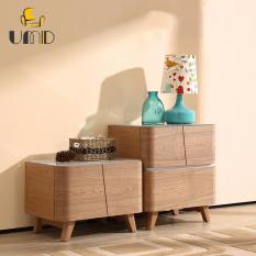 UMD Nordic Minimalism Style Designer Bedside Table Chest of Drawers (XQ852 1 Drawer)