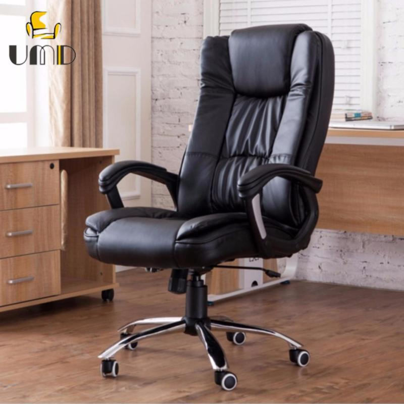 UMD Genuine Leather Boss Chair Type A 338 Singapore