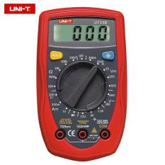 Price Uni T Ut33B Digital Lcd Multimeter Palm Dc Ac Ohm Current Resistance Tester Intl China