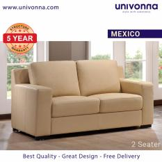 Univonna Mexico 2 Seater Sofa * Color choice * Free delivery