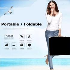 Compare Price Upgraded Version Foldable Portable Aluminum Table 120X60 Cm Six Color Options Oem On Singapore