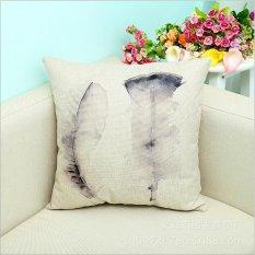Ur Feather Pillowcase Cotton Pillowcase Intl Price Comparison