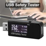 Compare Prices For Usb Charger Capacity Time Current Voltage Detector Meter Battery Tester Te520