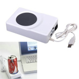 Sale Usb Cooler Warmer Cup Coffee Tea Beverage Cans Cooler Warmer Heater Chilling Coasters Intl China Cheap