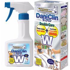 Price Uyeki Daniclin W Care Dust Mite Repellent And Allergen Inactivator Uyeki Online