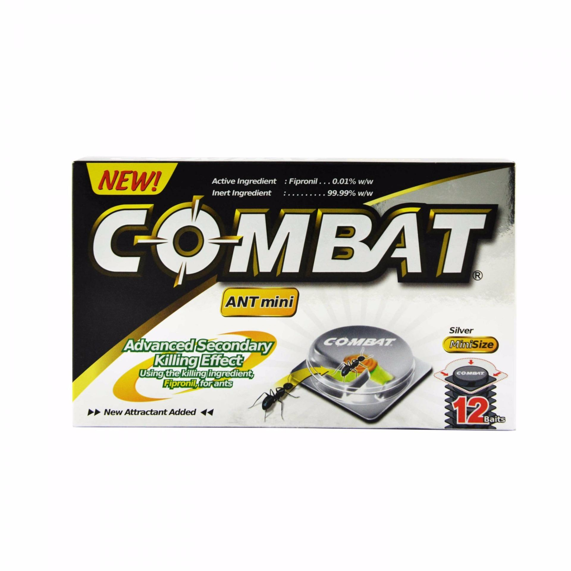 Combat Value Twin Pack Ant Mini 12s X2