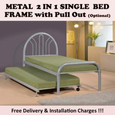 VENUS Single Bed with Plywood