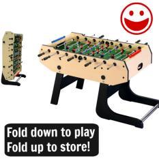 Foldable 4ft Foosball Soccer Table For Home & Office