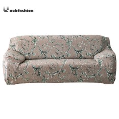Uebfashion Vine Thin Stretch Slipcover Sofa Cover Elastic Couch Towel(Multicolor)- - intl