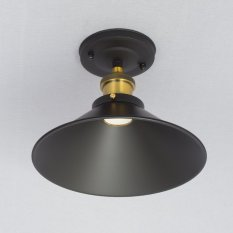 Vintage Industrial Metal Household Cafe Ceiling Light(Export)