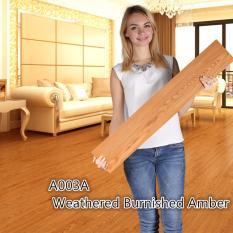 Sale Vinyl Pvc Flooring Self Adhensive Pvc Tiles 2Mm 1 Quantity 10 Pieces 15 Sqf Weathered Burnished Amber Oem