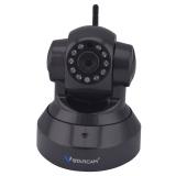 Best Vstarcam C7837Wip 1 4 Cmos 1 0Mp 720P Ip Camera W 10 Ir Led Wi Fi Tf Black Eu Plug
