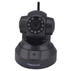 Cheaper Vstarcam C7837Wip 1 4 Cmos 1 0Mp 720P Ip Camera W 10 Ir Led Wi Fi Tf Black Eu Plug