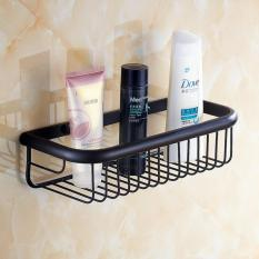 How Do I Get Wall Mounted 11 81 Inch Bathroom Shower Caddy Bath Rectangular Storage Basket Shelf Oil Rubbed Bronze Finish Intl