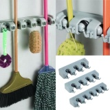Wall Mounted Mop Organizer Holder Brush Broom Hanger Storage Rack Kitchen Tool Intl Best Price
