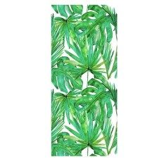 Wall Sticker Cactus Tropic Green Leaves DIY Wall Decals Wall Decor for Living Room Bedroom - intl