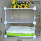 Review Wardrobe Storage Layered Separator Oem