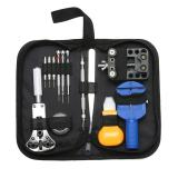 Cheapest Watch Repair Tool 13Pcs Kit Set Watch Case Opener Link Pins Remover Intl