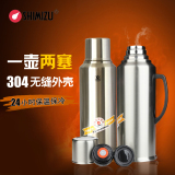 Sale Water 304 Stainless Steel Thermos 5 Pound Insulation Pot Home Insulation Bottle Large Capacity Glass Liner Thermos Online On China