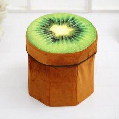Best Deal Watermelon Rhesus Peach Pineapple Fruit Storage Stool