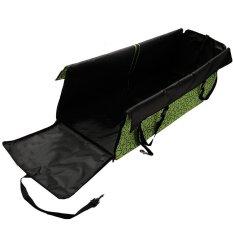 Buy Waterproof Hammock Blanket Cover Mat Cushion Pet Animal Dog Cat Rear Back Seat Green Oem