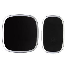 Sale Waterproof Wireless Door Bell 36 Melody Home Smart Alarm Black Vakind Cheap