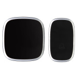 Buy Waterproof Wireless Door Bell 36 Melody Home Smart Alarm Black Online China