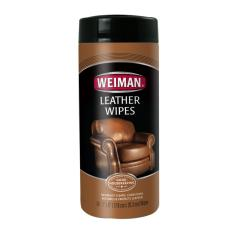 Great Deal Weiman Leather Wipes 30 Count