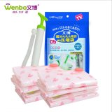 Recent Wenbo Vacuum Compression Bag Space Saver Size 4 Sets Of 60Cm X 80Cm 4 Sets Of 70Cm X 100Cm Manual Pump