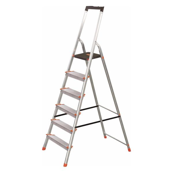 Werner Household Step Platform Ladder L236R-2
