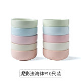 Review West Fu Korean Style Dessert Ceramic Home Bowl Rice Bowl Siv Heike On China