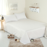 Where To Buy White 100 Cotton Sheet Twin Full Queen King Size One Piece Bed Sheet Bedsheet Mattress Cover Protective Case Bed Linen Bedding