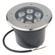 Retail Price Whyus 7W Cob Ip67 Waterproof Durable Practical Outdoor In Ground Underground Garden Path Spot Warm White Light Intl