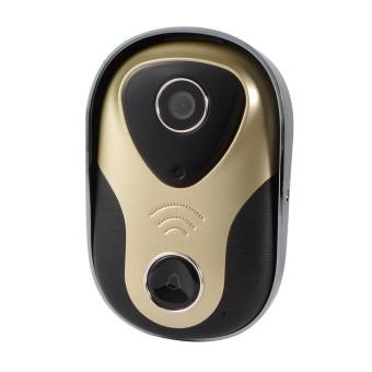WiFi Wireless Video IR Camera Door Phone Intercom Doorbell Night Version