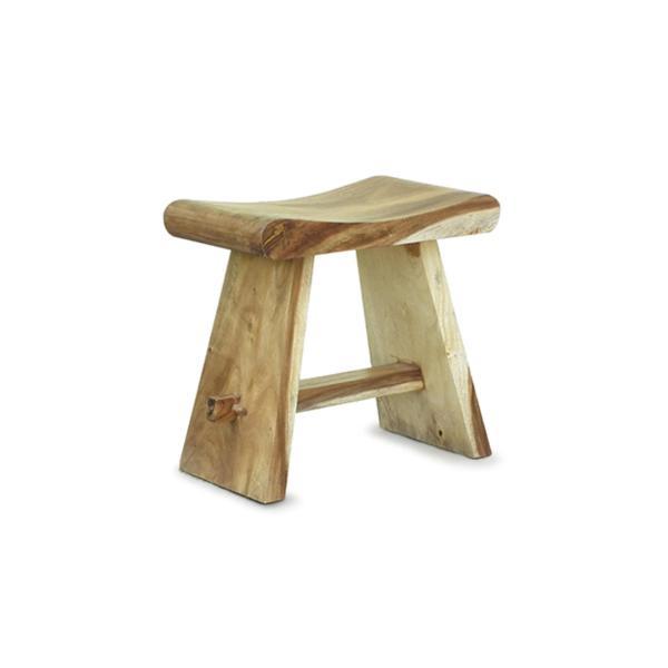 WIHARDJA Everleigh Suar Wood Stool