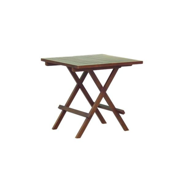 WIHARDJA Hailey Teak Foldable Table
