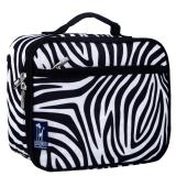Wildkin Zebra Lunch Box Bag In Stock