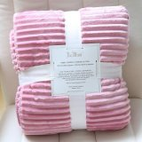 Best Winter Thick Baby Blankets Newborn Super Soft Solid Plush Sofa Blanket *d*lt Fleece Blankets For Beds 70 100Cm Intl