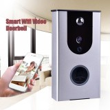Wireless Bluetooth Wifi Remote Smart Home Hd Video Doorbell Ir Camera Phone Pir Intl In Stock