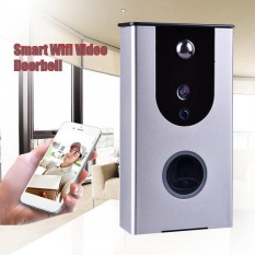 Discounted Wireless Bluetooth Wifi Remote Smart Home Hd Video Doorbell Ir Camera Phone Pir Intl