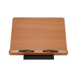 Compare Wiztem Clover Premium Portable Wooden Book Stand Export