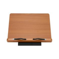 Discount Wiztem Clover Premium Portable Wooden Book Stand Export Singapore