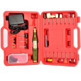 Wlxy Wl 800 Diy Electric Drill Handle Bit Grinding Polishing Tool Set Red Multicolored Review